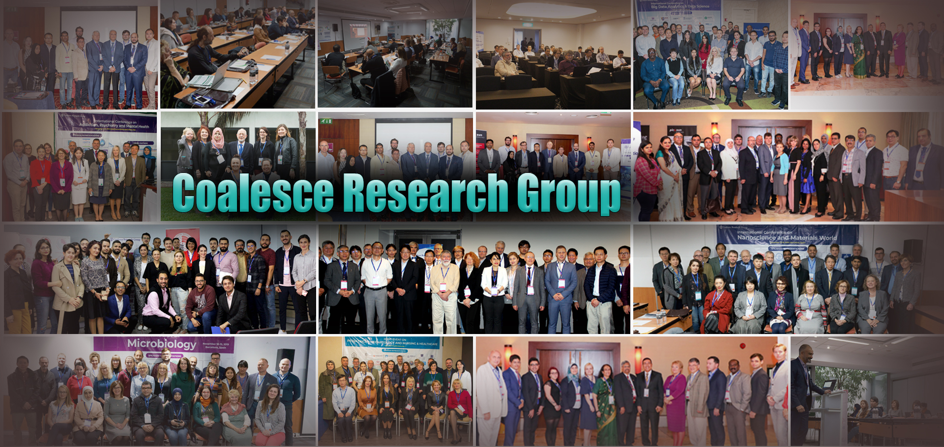 COALESCE RESEARCH GROUP